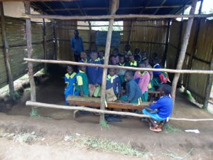 The Water Project:  Open Air Classroom