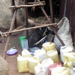 The Water Project: Gemeni Salvation Primary School -  Schools Kitchen