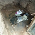 The Water Project: Gemeni Salvation Primary School -  Unhygienic State Of Latrines