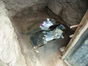 The Water Project:  Unhygienic State Of Latrines