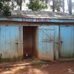 The Water Project: Shihalia Primary School -  School Latrines
