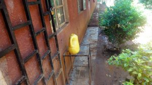 The Water Project:  Schools Handwashing Station