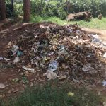 The Water Project: Shihalia Primary School -  Dumpsite At The School