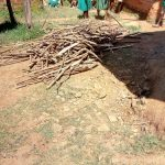 The Water Project: Muyere Primary School -  Firewood Drying