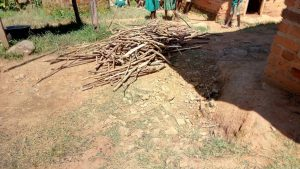 The Water Project:  Firewood Drying