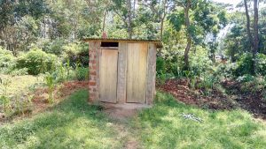 The Water Project:  Latrines At The School Compound