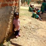 The Water Project: Muyere Primary School -  Students Take Tea