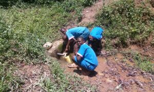 The Water Project:  Boys Fetch Water