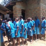 The Water Project: Naliava Primary School -  Congestion At The Boys Latrine