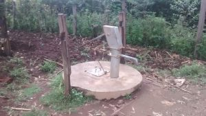 The Water Project:  Dry Borehole