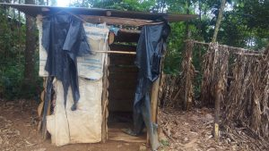 The Water Project:  Latrines At The School