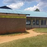 The Water Project: Precious School Kapsambo Secondary -  Dining Hall