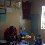 The Water Project: Precious School Kapsambo Secondary -  Mrs Jessicah Demesi The Principal