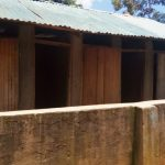 The Water Project: Precious School Kapsambo Secondary -  Sample Latrines