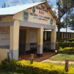 The Water Project: Precious School Kapsambo Secondary -  School Administration Building