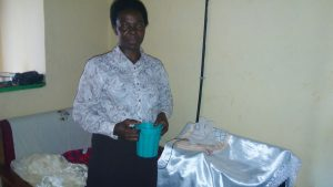 The Water Project:  Schools Matron