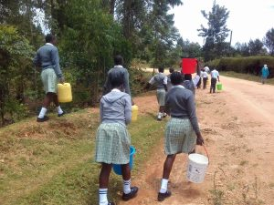 The Water Project:  Students Bring Water Back To School
