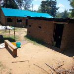 The Water Project: Emukangu Primary School, Shibuli -  Kitchen Building