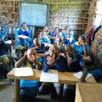 The Water Project: Emukangu Primary School, Shibuli -  Students In Class