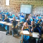 The Water Project: Emukangu Primary School, Shibuli -  Students Love School