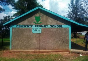 The Water Project:  Eshisenye Primary School