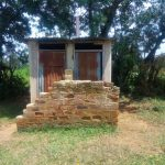 The Water Project: Eshisenye Primary School -  School Latrines