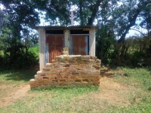 The Water Project:  School Latrines