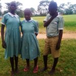 The Water Project: Eshisenye Primary School -  Students Afeected By Jigger Infection At The School