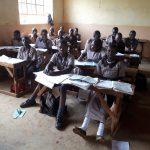 The Water Project: Shitaho Community School -  Students In Classroom