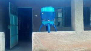 The Water Project:  Drinking Water Point At The School