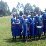 The Water Project: Matsigulu Primary School -  Female Students
