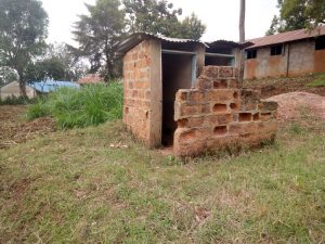 The Water Project:  Broken Latrines
