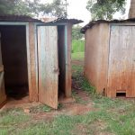 The Water Project: Imbale Primary School -  Latrines At This School