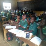 The Water Project: Imbale Primary School -  Students In Classroom