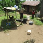 The Water Project: Luvambo Community B -  Mrs Alice Family