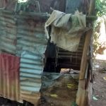 The Water Project: Luvambo Community, Timona Spring -  Sample Bathroom