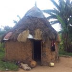 The Water Project: Emachembe Community -  A Grass Thatched House Common In The Community