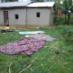 The Water Project: Muyundi Community A -  A Sample Household