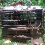 The Water Project: Ewamakhumbi Community, Yanga Spring -  Sample Dishrack