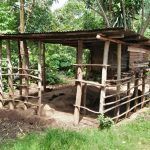 The Water Project: Emachembe Community, Hosea Spring -  Livestock House