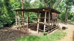 The Water Project:  Livestock House