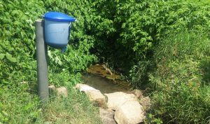 The Water Project:  Water Source At Hosea Spring