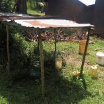 The Water Project: Emachembe Community, Hosea Spring -  Sample Dish Rack