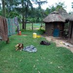 The Water Project: Chegulo Community, Werabunuka Spring -  A Common Household