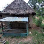 The Water Project: Chegulo Community, Werabunuka Spring -  Chicken Coop