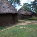 The Water Project: Chegulo Community B -  Sample Houses In This Community