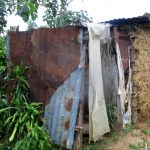 The Water Project: Shirugu Community, Shapaya Mavonga Spring -  Sample Latrine