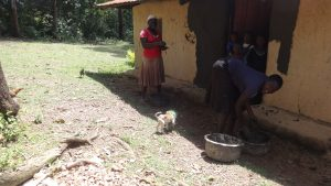The Water Project:  Washing Pots
