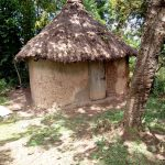 The Water Project: Ematetie Community, Chibusia Spring -  Sample Houses In This Community