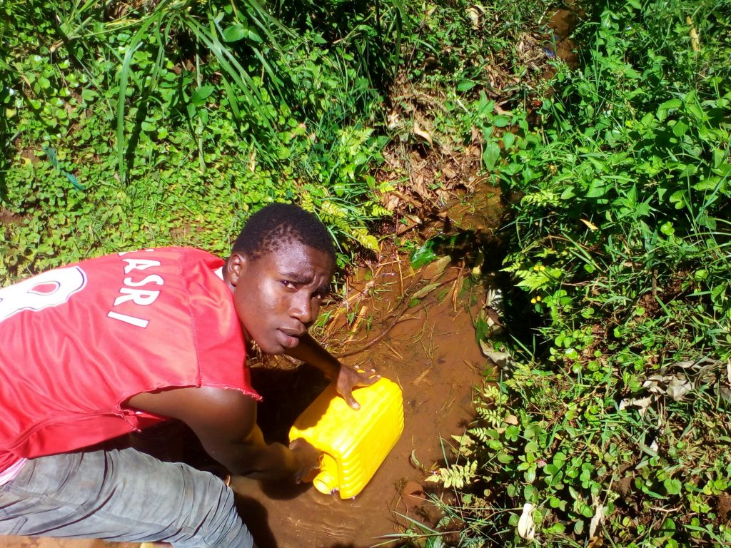 The Water Project : kenya18163-water-source